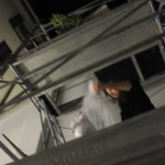 Tour Saint-Jaques / Test di gravità (Backstage)
