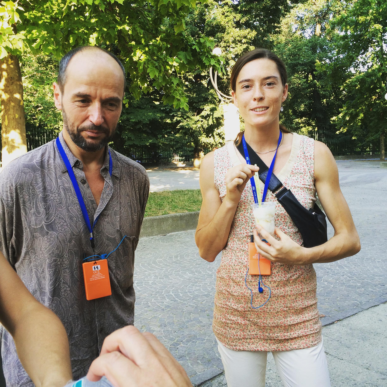 -Les Sublimes Archive_conferenza passeggiando_ Arco della Pace