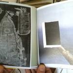 SX: Michele Guido - giardino boboli da una stampa antica fine '700 DX: Luca Scarabelli - nessuna unione di nessuna cosa con nessuna, 2016