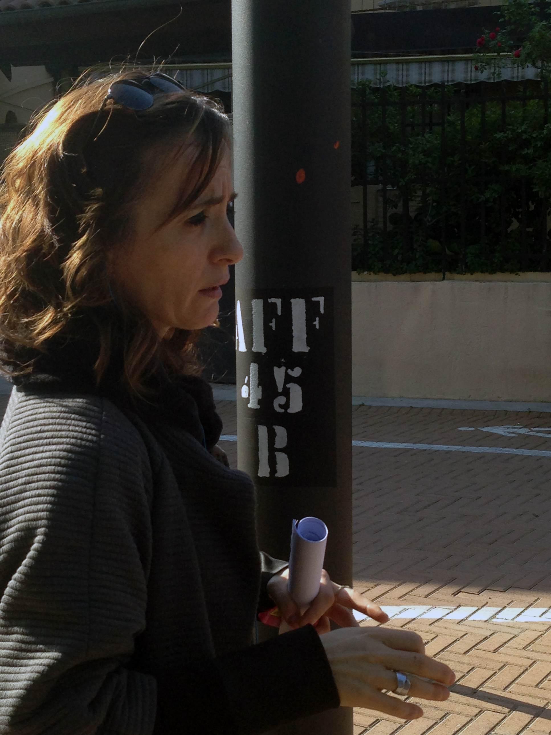 Sentieri relativistici di Gaia, Mariateresa Crosta, ricercatrice dell'Istituto Nazionale di Astrofisca (INAF) presso l'Osservatorio Astrofisico di Torino.