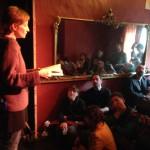 Velentina Diana legge Gertrude Stain
