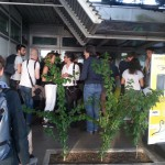 Vodka tronic – Alessio de Girolamo (artista) Stazione di Servizio Q8, Desio