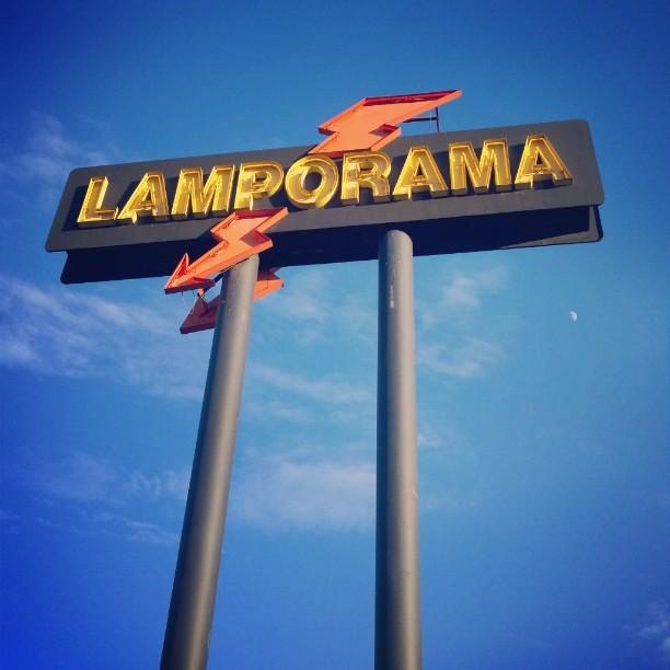 Verso Lamporama