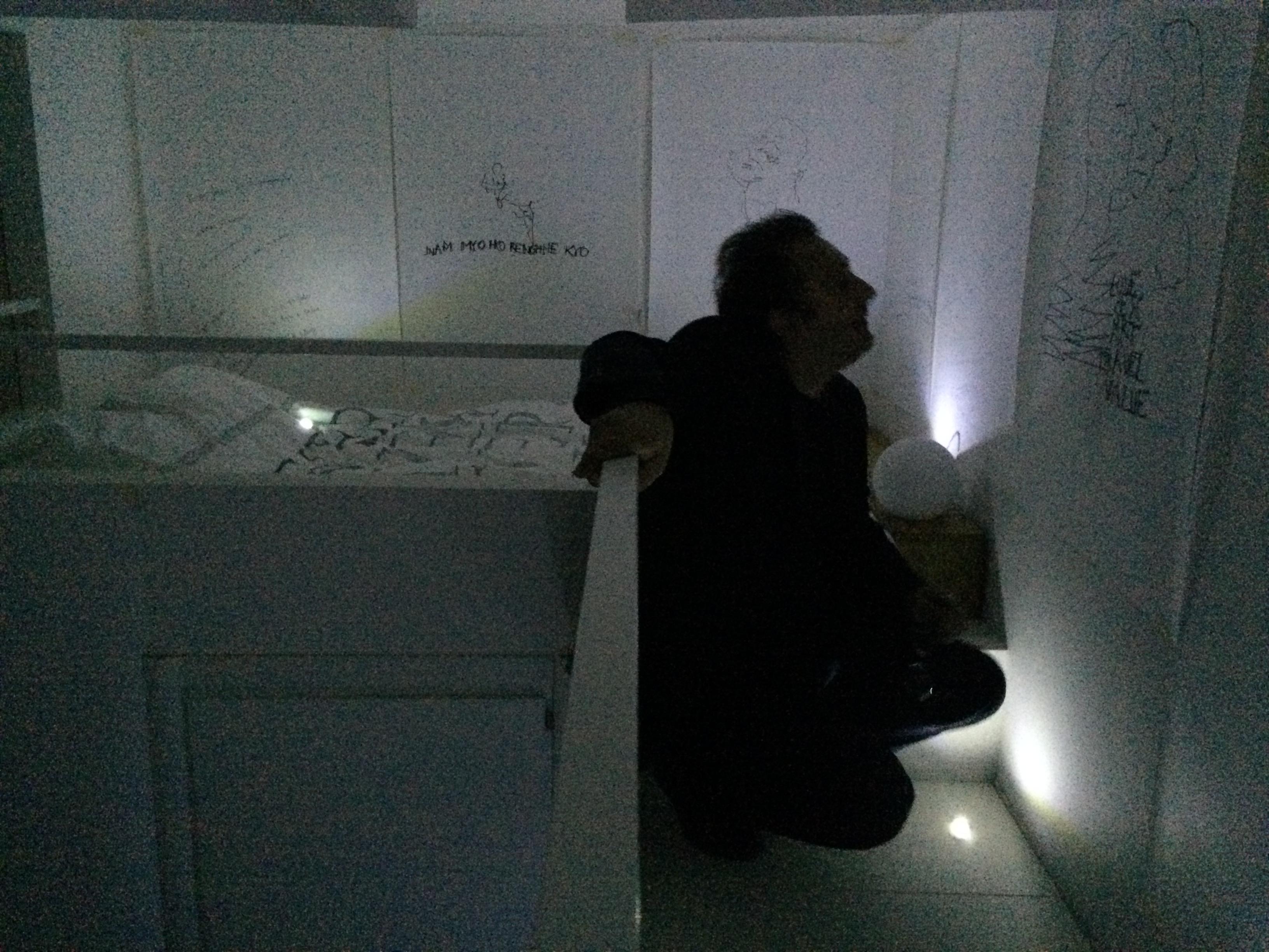 Sabine Delafon - REVER - Opening