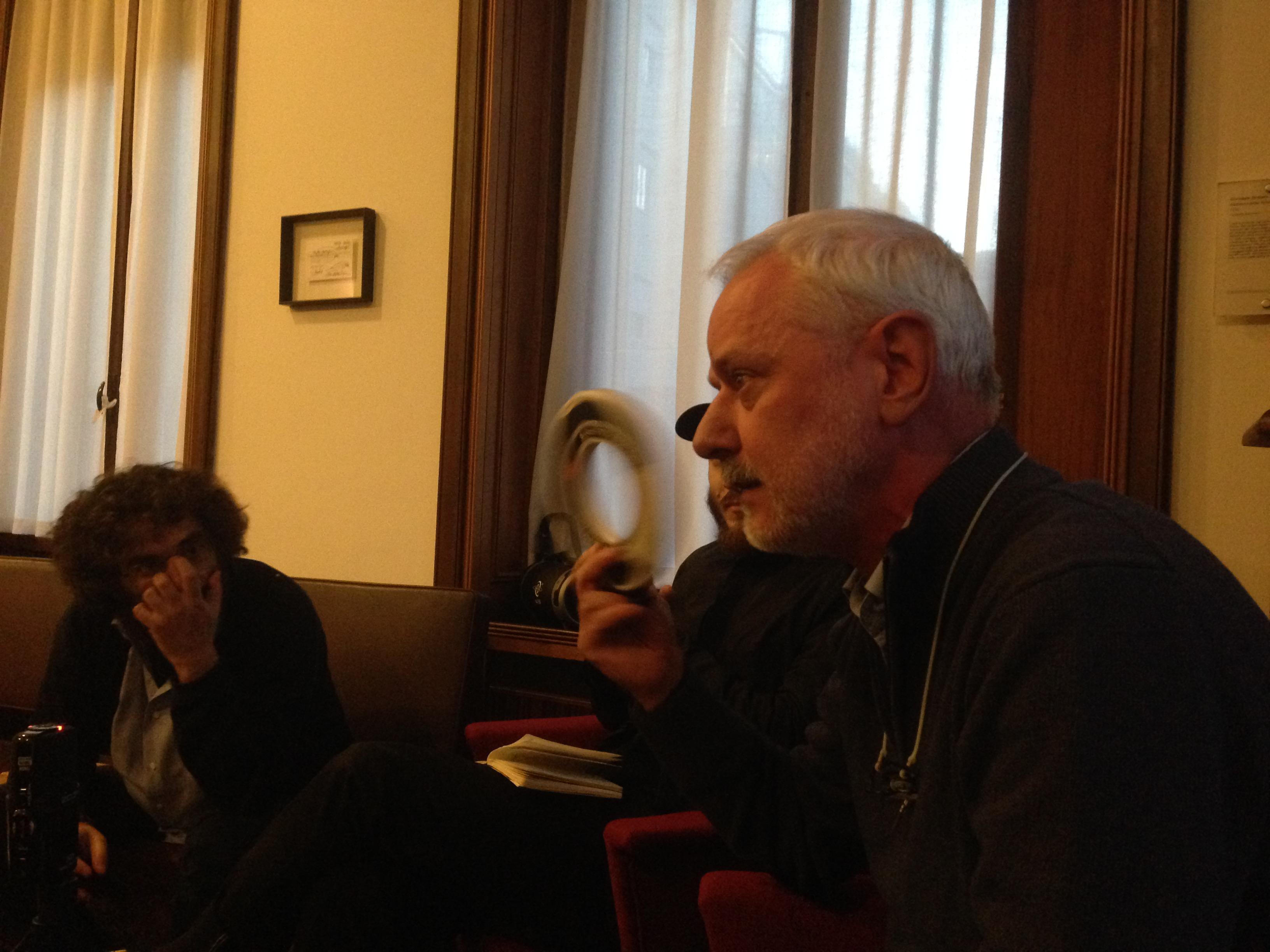 Roberto Morbidelli – funzionario tecnico-scientifico INAF – Trama(n)dati Cosmici