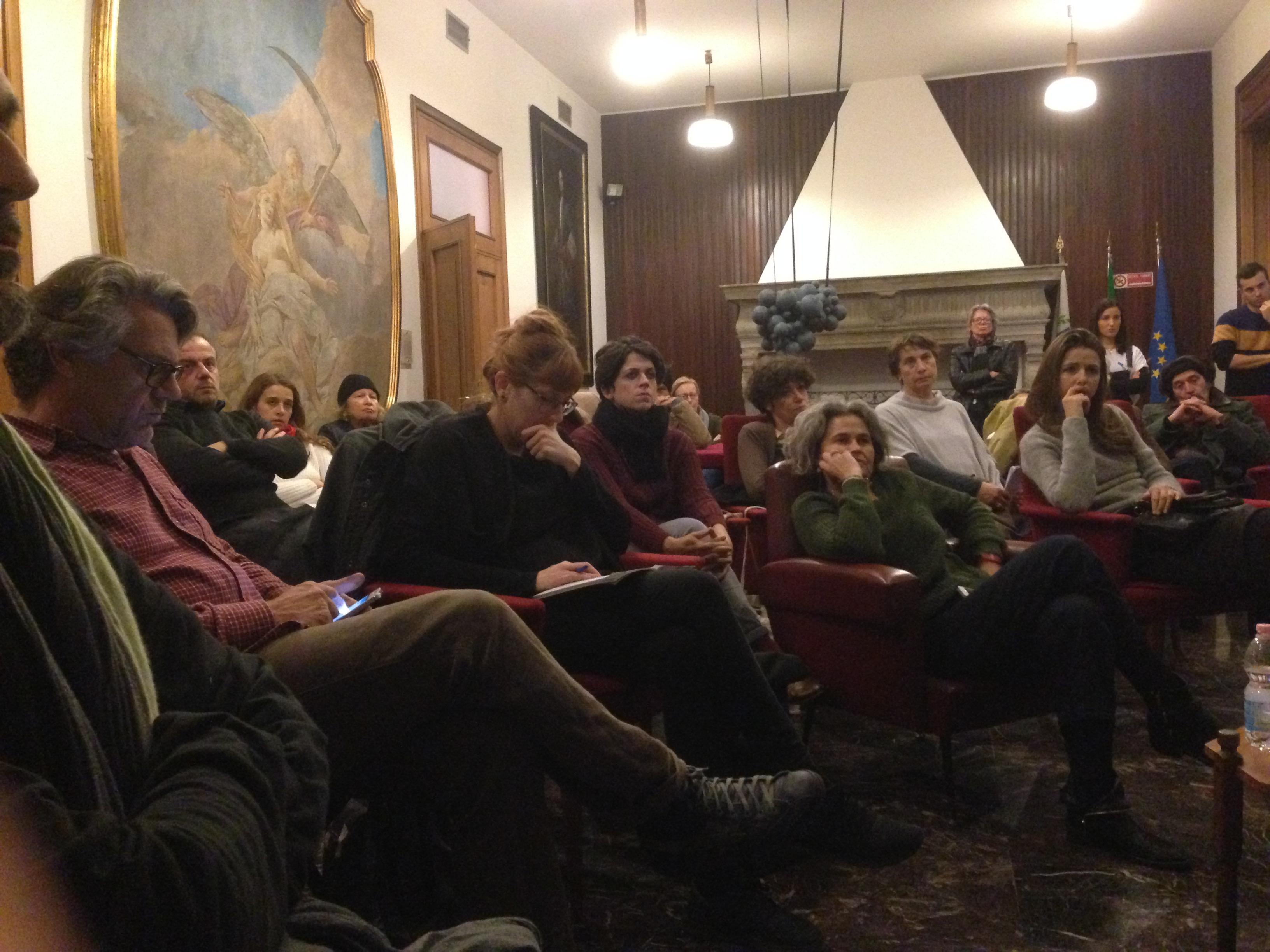 DIALOGHI SUL TEMPO Giovedì 16 novembre 2017 - Palazzo Archinto - Milano