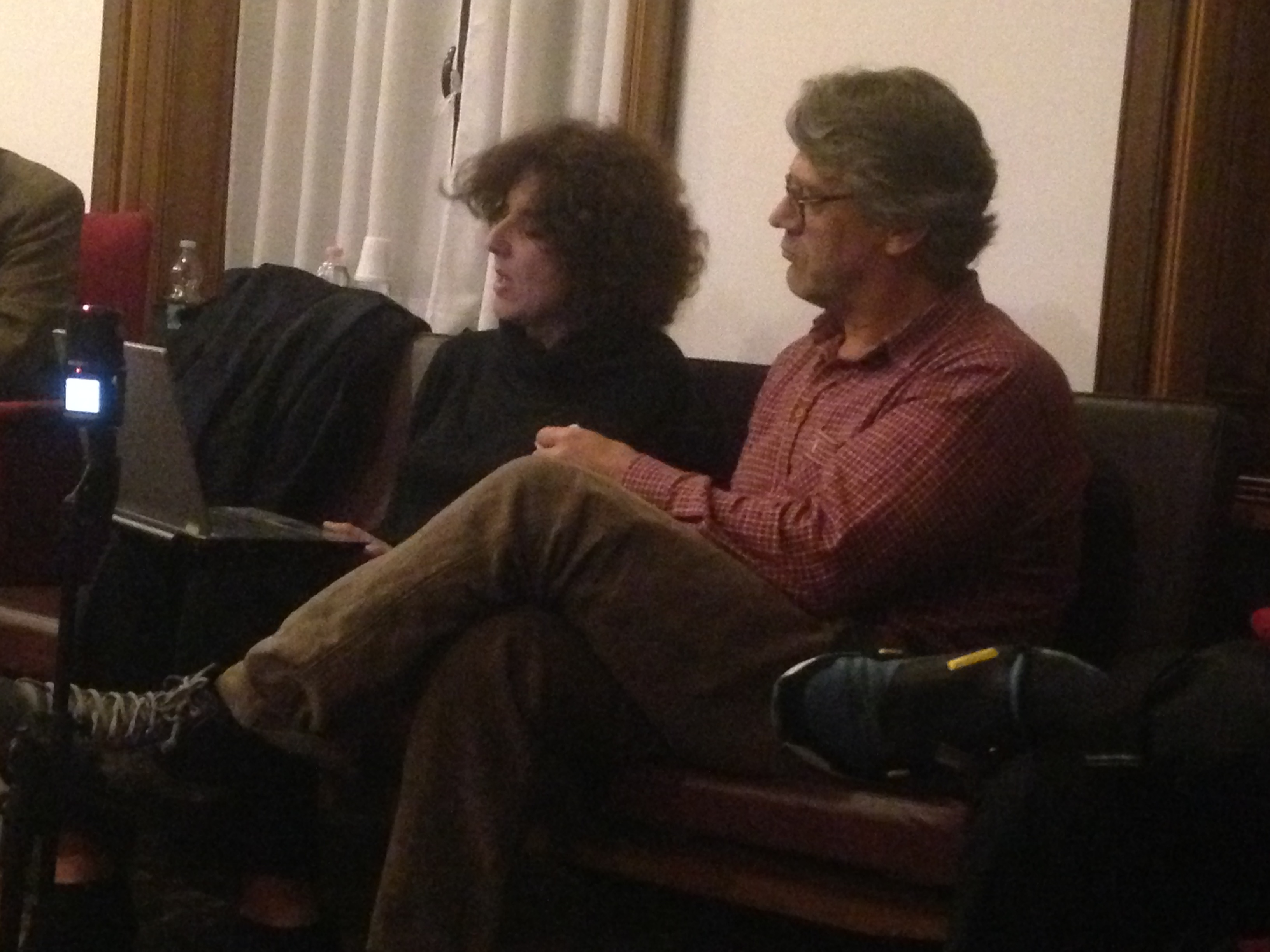 Lepetitemasculin (Cristina Fiordimela – Freddy Paul Grunert – architetta e museografa, artista e curatore) – oblio/felice connessione/presente