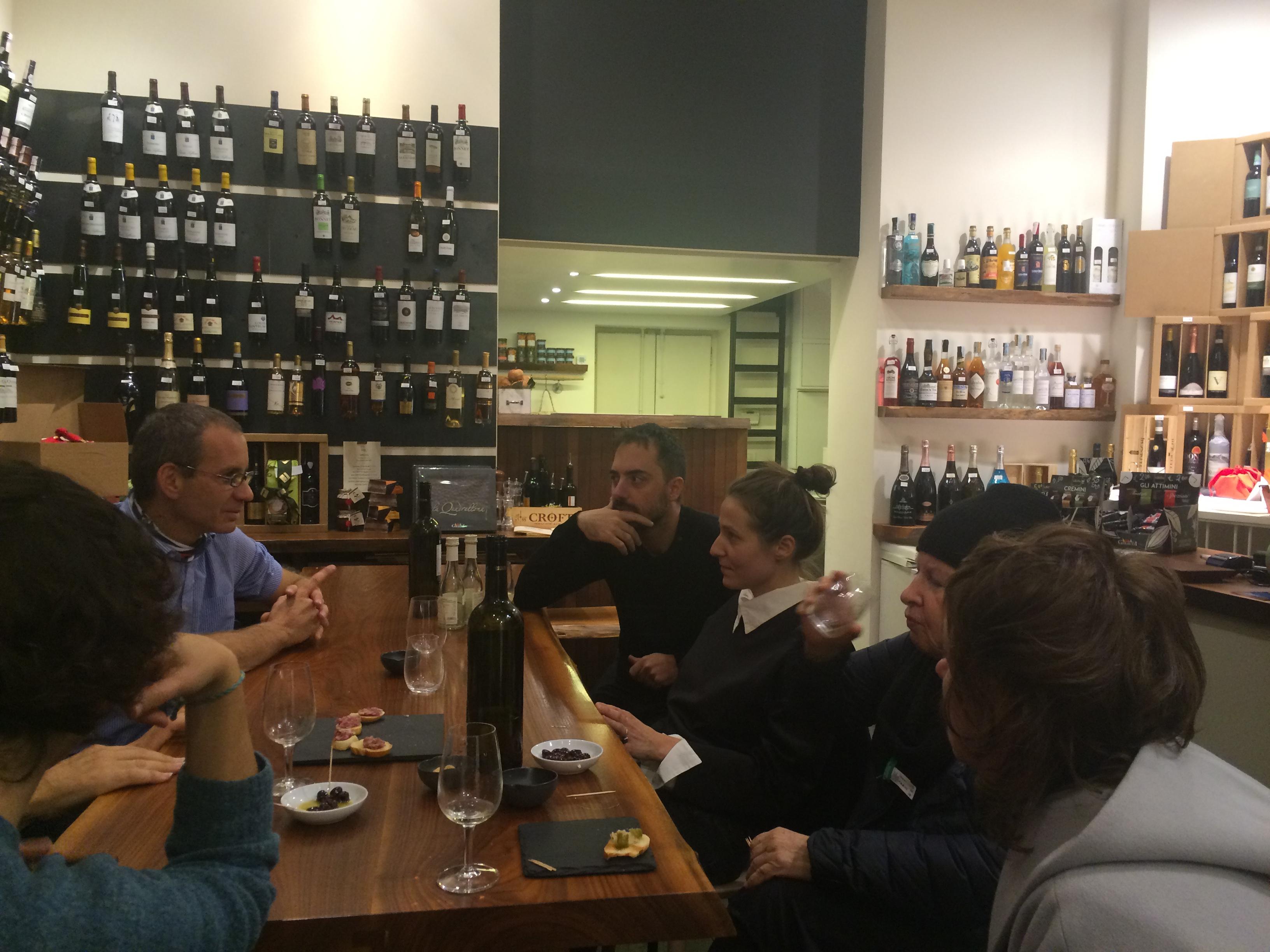 al bar-dialoghisultempo-Maccone-Morgantin-Cristini.afterlecture-aperitif