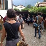 Conferenza Passeggiando_ Passando dal Piccolo Museo- LanaLive - 2018