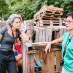 Elena Zini (genetista), Tracce biologiche: il DNA tra identificazione e biodiversità nella vite e nel melo – Conferenza Passeggiando - LanaLive_2018 _Foto Flyle