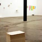 Untitled 2012 / Luca Armigero e Paola Fenini (carta) - Verso l'alto non verso il nord / Marco Pagliardi (colonna)