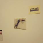 Da sinistra: Disegno 2012 / Lucia Barbagallo, Temporale 2012 / Alia Scalvini, Senza titolo #1 2012 / Marco Pagliardi