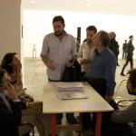 Luca Valenziano e Antonella Del Rosso al tavolo di Measuring