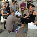 RISTORO-Les Sublimes Archive_conferenza passeggiando_ Arco della Pace
