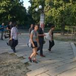 Gianluca Codeghini > play and list -Les Sublimes Archive_conferenza passeggiando_ Parco Sempione