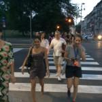 Gianluca Codeghini > play and list -Les Sublimes Archive_conferenza passeggiando_ritornando da Parco Sempione