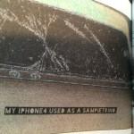 Gaetano La Rosa - My iPhone4 used as a sampietrino