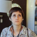 Talking to the universe. Lamporama – Sophie Usunier (artista) ph-M.Abete