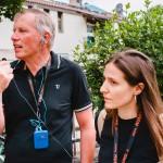 Conferenza Passeggiando, Sabato 2 giugno 2018, Sottopasso Lido, Lana (Bz), Partenza - Foto by Flyle