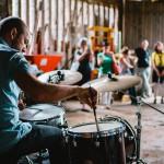 Andrea Polato (musicista), heat heat heat – Part I  – Conferenza Passeggiando - LanaLive_2018 -Foto Flyle