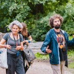 Leonardo Pelo (art director), Identità social e mondo asociale – Conferenza Passeggiando - LanaLive_2018 - Foto Flyle