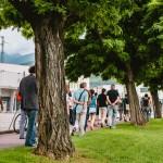 Thomas Letschka (genetista), Die Entwicklung neuer Apfelsorten: gestern, heute und morgen-Conferenza Passeggiando, Lana Live 2018_Foto  by Flyle